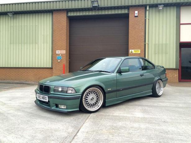bmw e36 318is coupe 140bhp show spec great barr wolverhampton. Black Bedroom Furniture Sets. Home Design Ideas