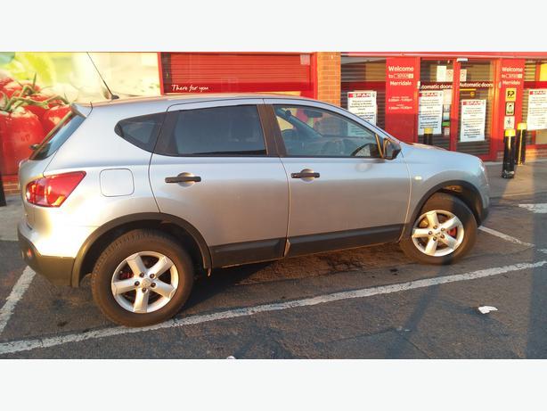 Nissan Quashquai For Sale Wolverhampton Dudley