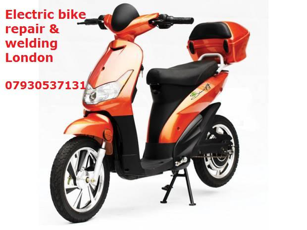 electric scooter repair service welding east north. Black Bedroom Furniture Sets. Home Design Ideas