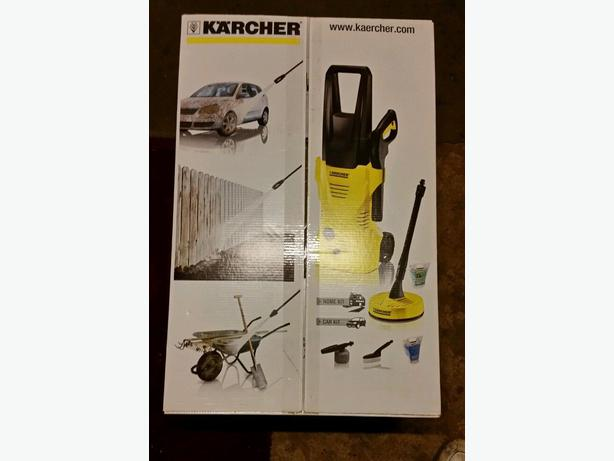 karcher k2 premium home car pressure washer with patio cleaner walsall dudley. Black Bedroom Furniture Sets. Home Design Ideas