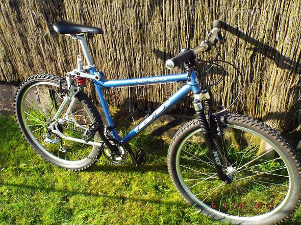 mountain bike gt lts 5000 full suspension old school retro dudley