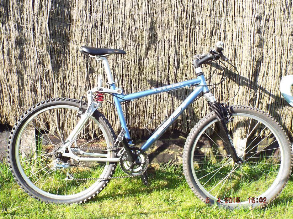 Mountain Bike Gt Lts 5000 Full Suspension Old School