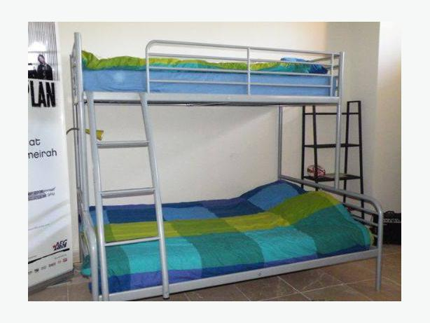 Sultan Ikea Combined Double And Single Bunk Bed Great Barr Sandwell