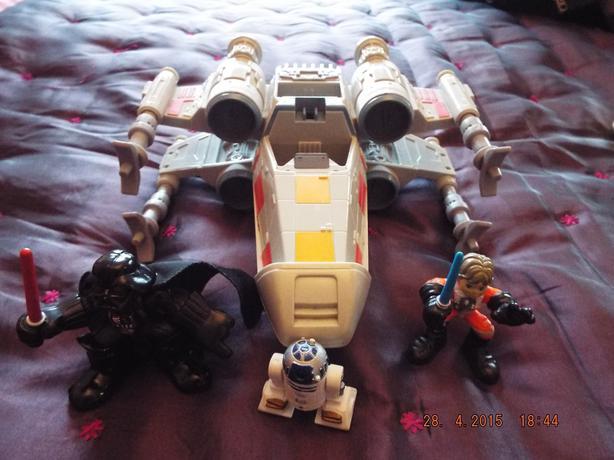 Skywalker X-wing x Wing Luke Skywalker 2004