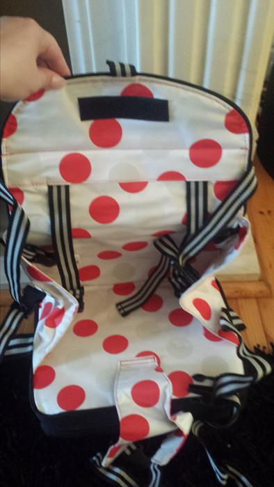 Travel baby booster seat for table Darlaston Dudley : 104328259934 from www.useddudley.co.uk size 394 x 700 jpeg 36kB
