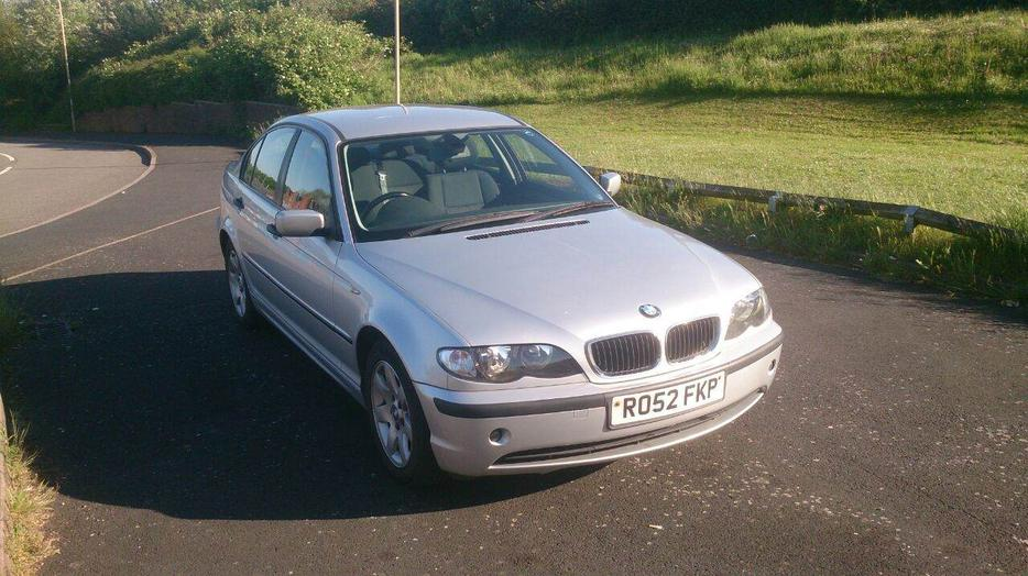 2002 bmw 320d manual fsh stourbridge dudley. Black Bedroom Furniture Sets. Home Design Ideas