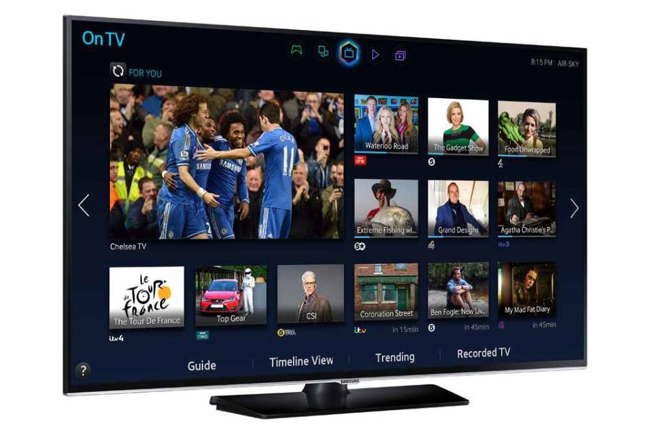 Samsung smart tv 40 inch led wireless wifi sandwell sandwell for Samsung smart tv living room