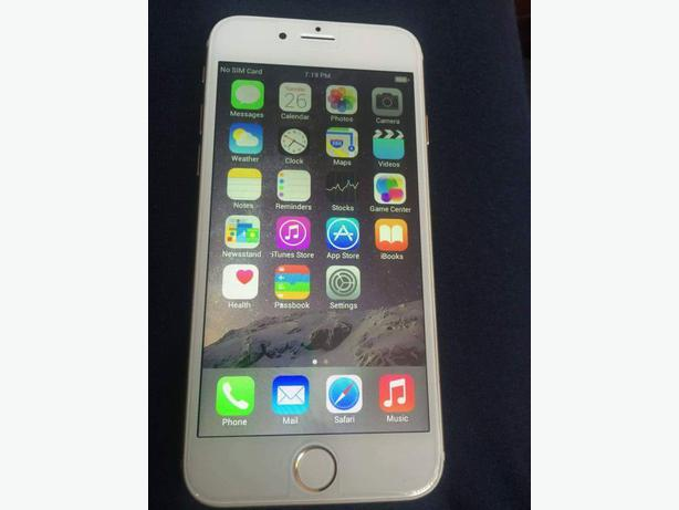 brand new iphone 6 unlocked gold 64gb android version stourbridge wolverhampton. Black Bedroom Furniture Sets. Home Design Ideas