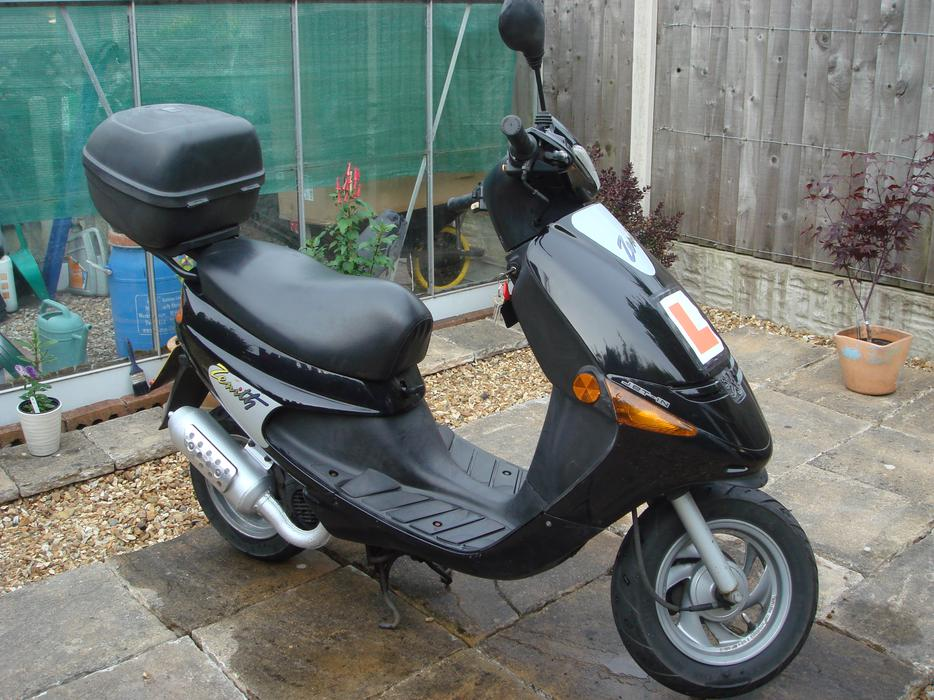peugeot zenith scooter in good condition WOLVERHAMPTON ...