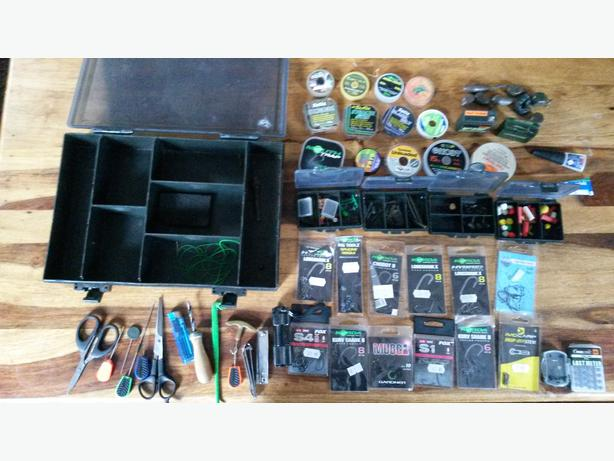 full carp tackle box & full carp tackle box Bilston Sandwell Aboutintivar.Com