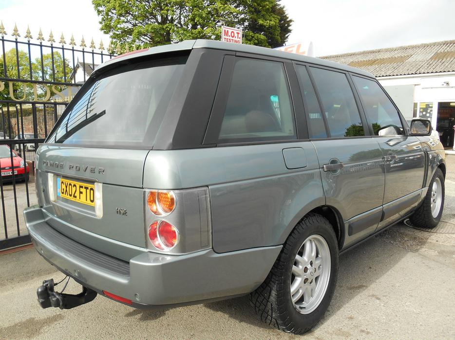 land rover range rover 3 0 td6 auto 2002my hse great barr. Black Bedroom Furniture Sets. Home Design Ideas