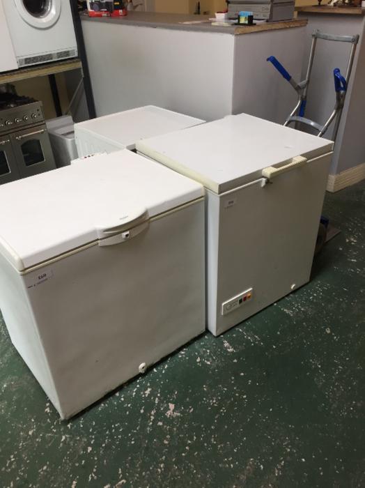 Medium Size Chest Freezer Free Delivery Wolverhampton