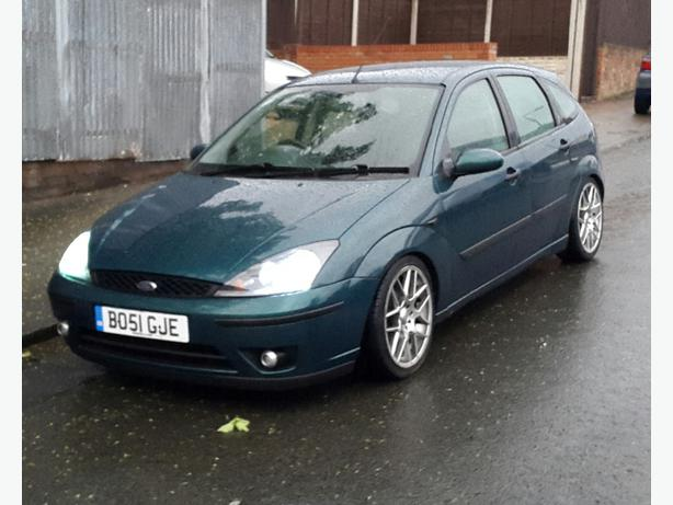 ford focus 1 8 tdci turbo diesel remapped slammed sandwell wolverhampton. Black Bedroom Furniture Sets. Home Design Ideas
