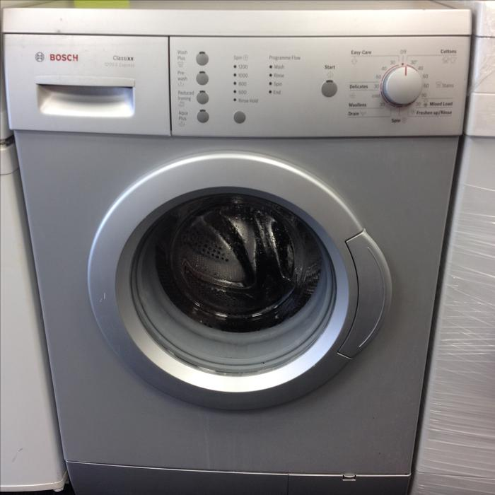 Silver Bosch Washing Machine Brierley Hill Walsall