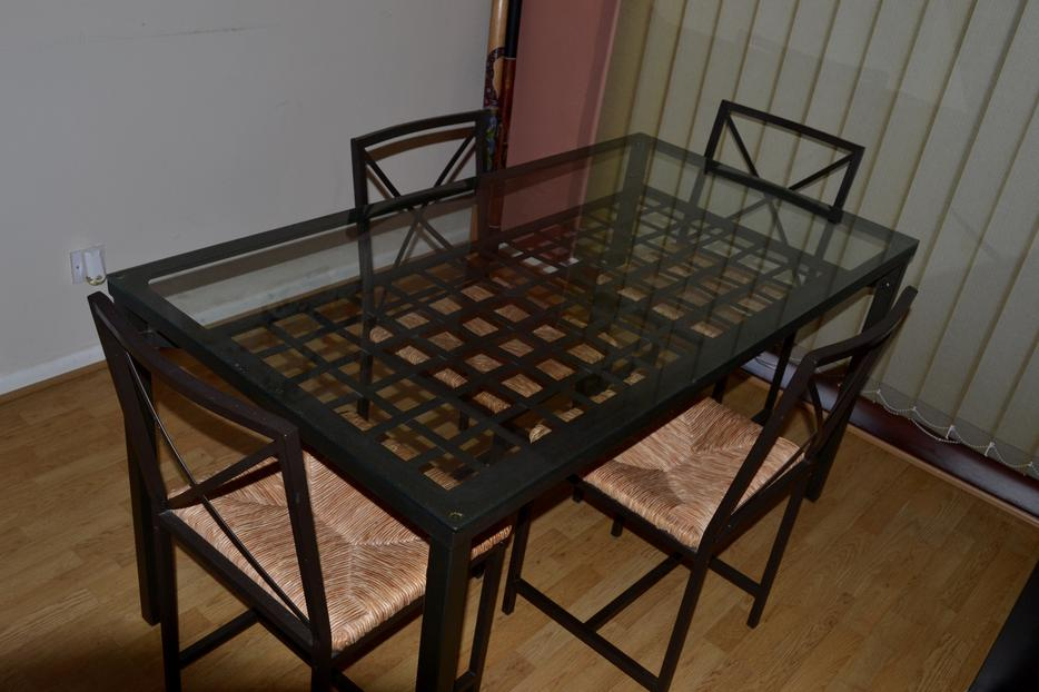 Ikea 39 Granas 39 Dining Set Table 4 Chairs WOLVERHAMPTON Wolver