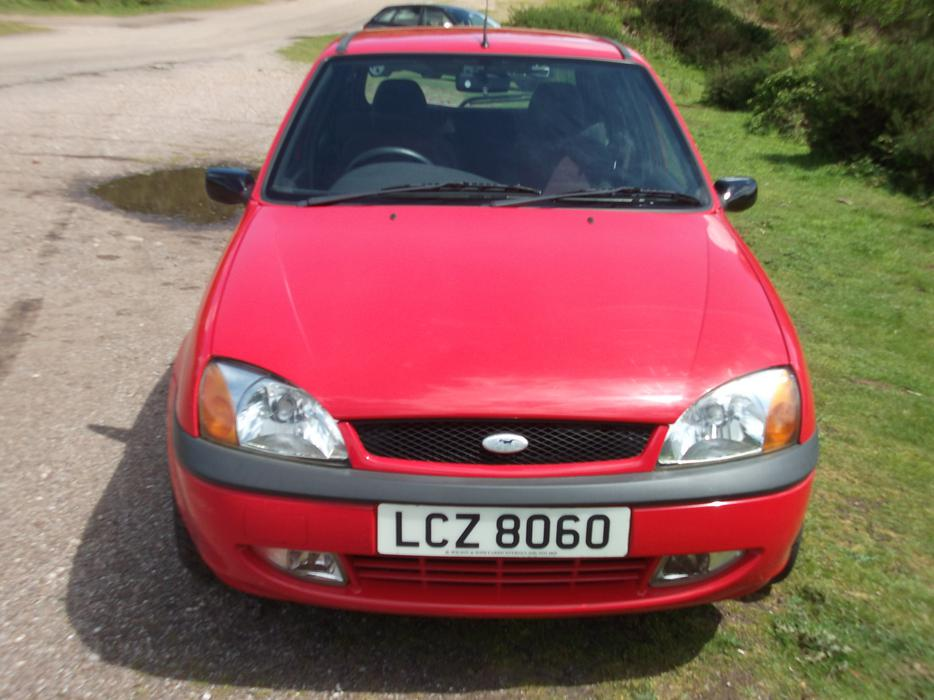 ford fiesta freestyle 1 2 5 door hatchback 2002 sutton. Black Bedroom Furniture Sets. Home Design Ideas