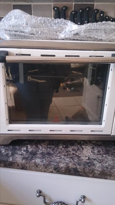 Cooks Essentials Qvc 801963 Toaster Oven Kingswinford Dudley