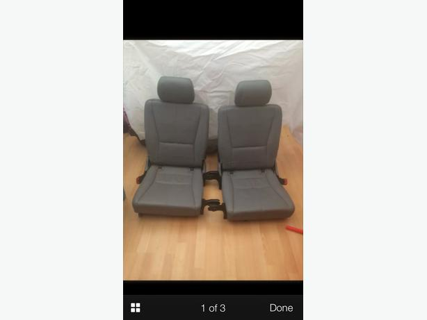third row seats for mercedes ml grey wolverhampton. Black Bedroom Furniture Sets. Home Design Ideas