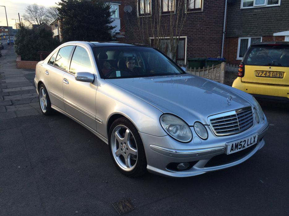 Mercedes e320 price 2850 ono sandwell sandwell for Mercedes benz e320 price