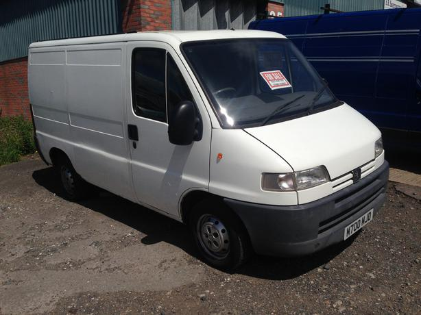 peugeot boxer transit type van 2000 good runner no vat brierley hill wolverhampton. Black Bedroom Furniture Sets. Home Design Ideas