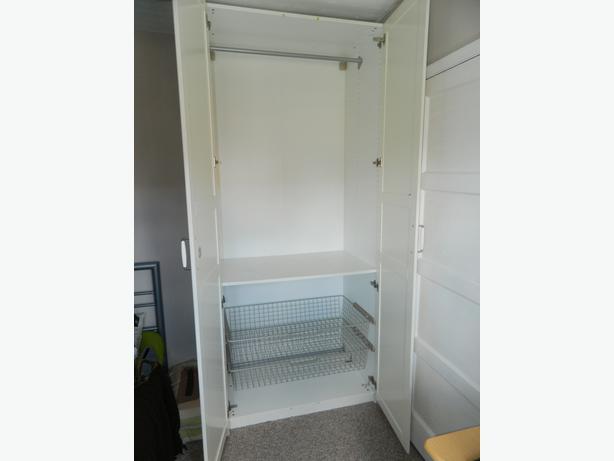 Ikea pax double wardrobe tall wednesbury wolverhampton - Mobile pax ikea ...