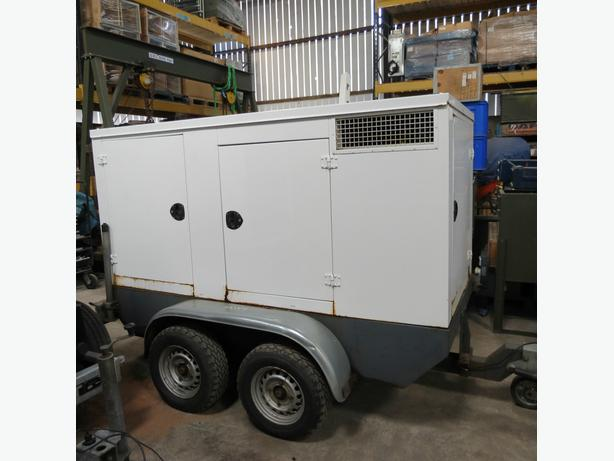 Generator Maddon 60 Kva Diesel