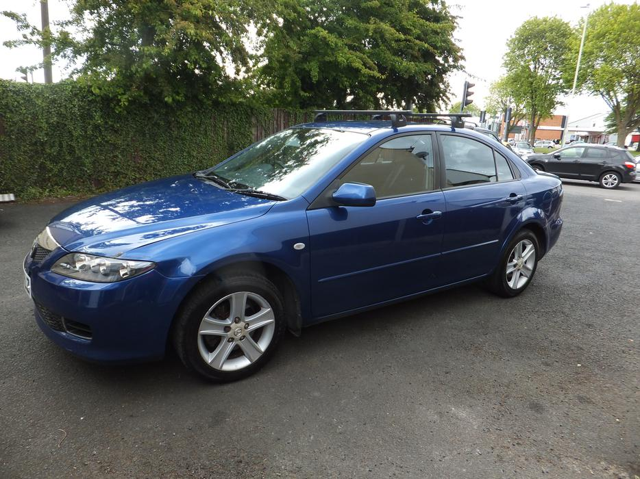mazda 6 2 0 turbo diesel new mot 2006 kingswinford dudley. Black Bedroom Furniture Sets. Home Design Ideas