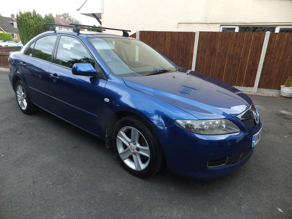 mazda 6 2 0 turbo diesel new mot 2006 kingswinford. Black Bedroom Furniture Sets. Home Design Ideas