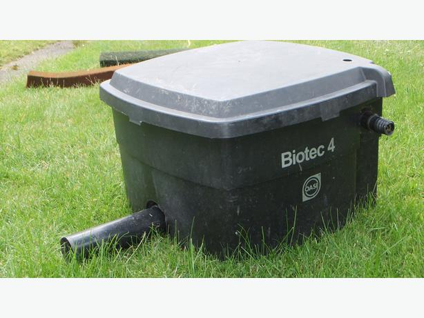 Bio filter box willenhall sandwell for Used fish pond filters