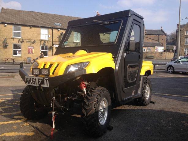BUGGY ATV UTV UTILITY 4X4 ELECTRIC