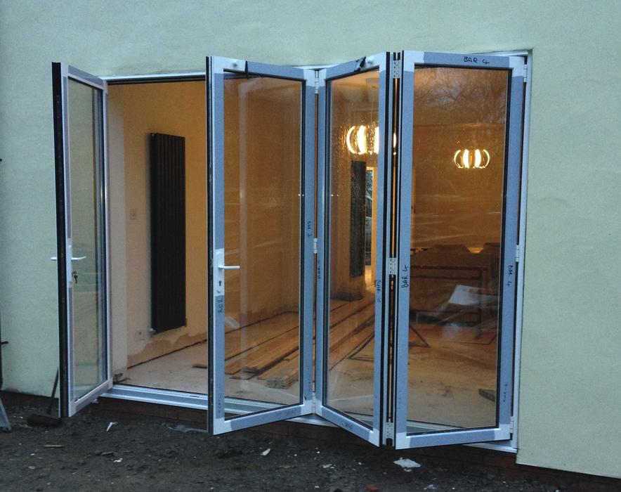 Doors windows sliding bi fold doors shop fronts for Aluminum french doors