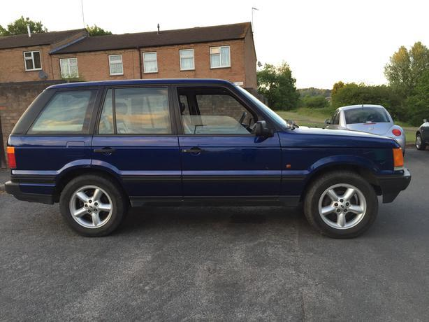 range rover 4 0 v8 manual spares   repair dudley  dudley