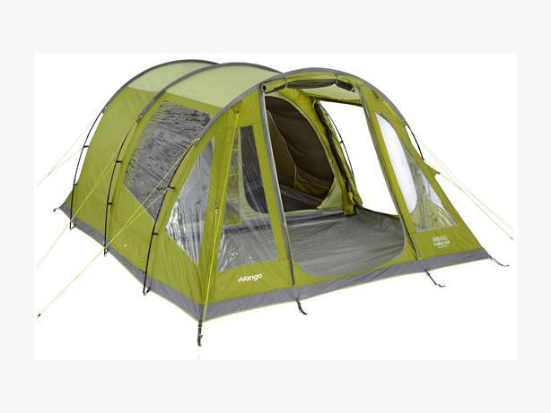 Vango Icrus 500 6 Man Tent Plus Accessories Brilliant For