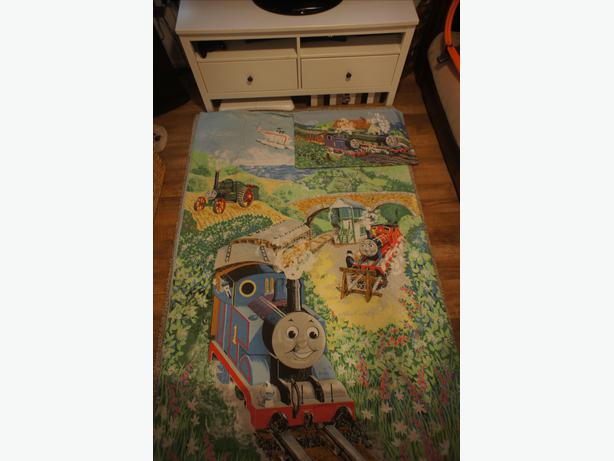 Thomas and Friends SINGLE duvet and pillowcase