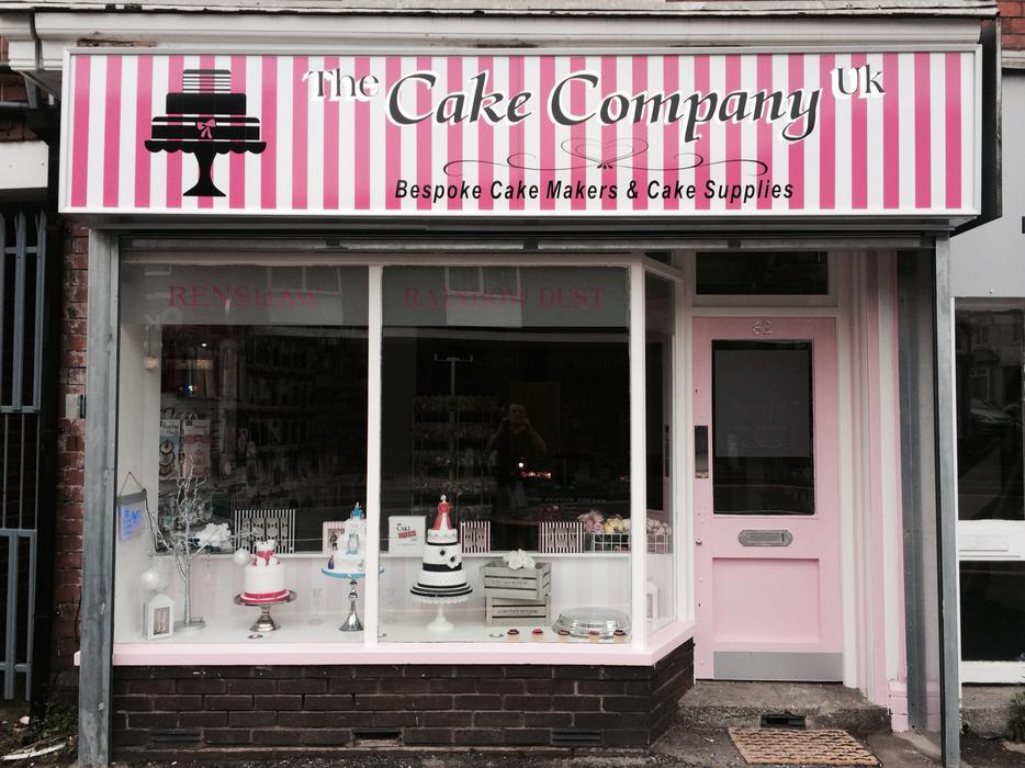 Cake Decorating Courses West Midlands