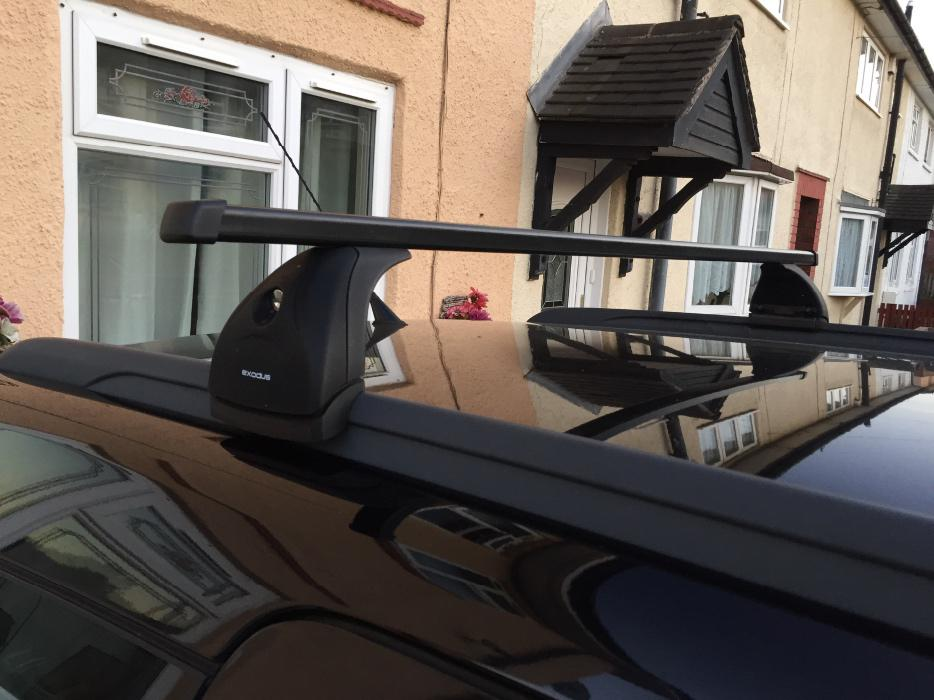 Exodus Roof Bars To Fit Vauxhall Zafira Dudley Dudley