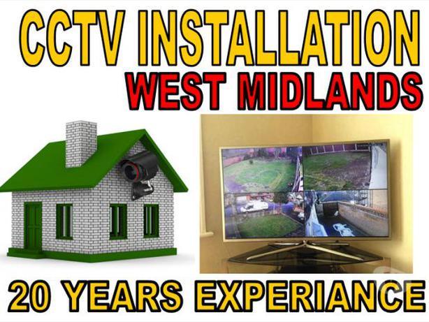 CCTV INSTALLATION IN west midlands