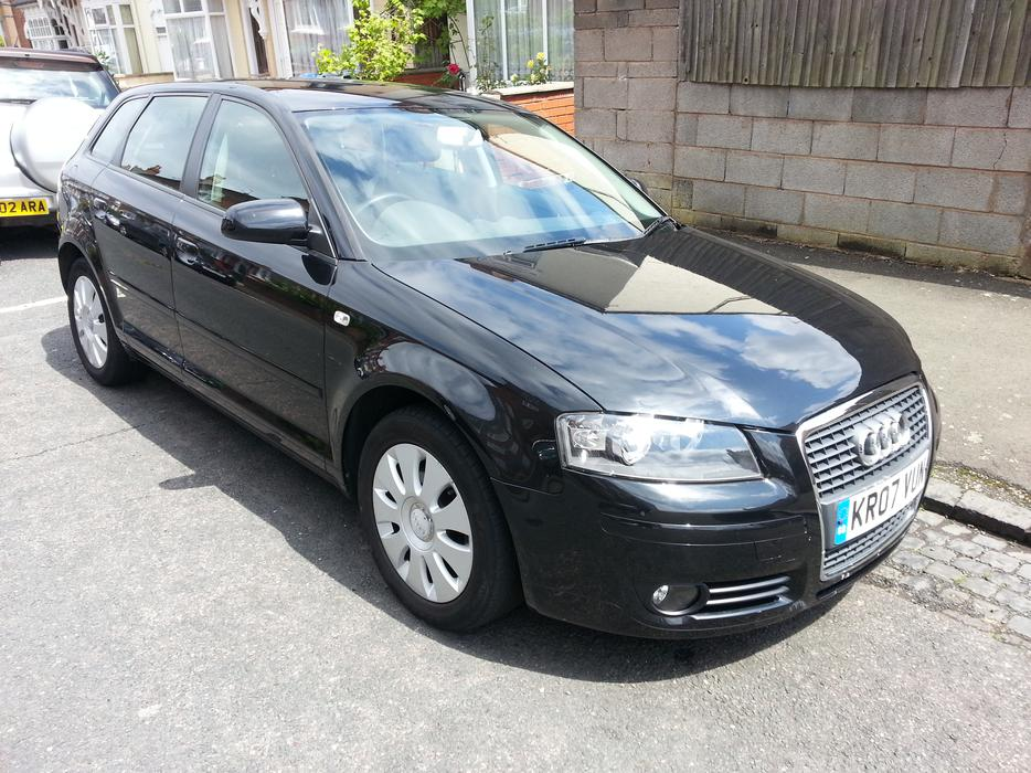 audi a3 1 9 tdi sportback 2007 oldbury sandwell. Black Bedroom Furniture Sets. Home Design Ideas