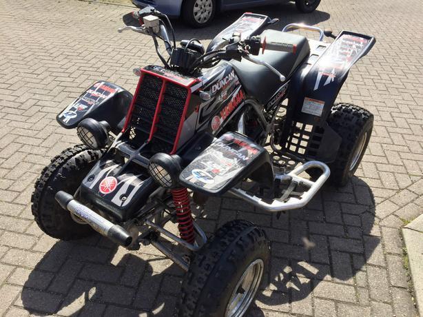 Racing Road Legal Quad Racing Quad Road Legal Yamaha
