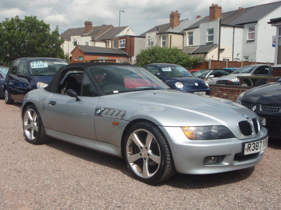 Bmw Z3 1 9 Roadster 2dr Willenhall Dudley