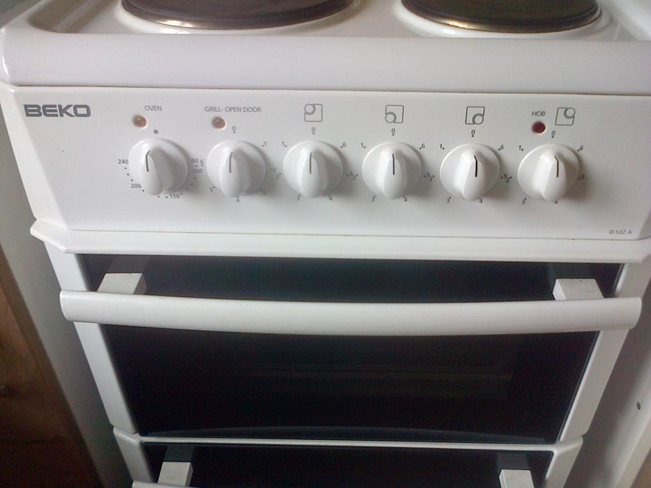 electric cooker installation instructions