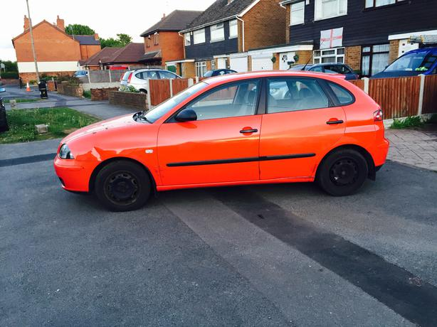 seat ibiza 1 2 spares or repairs priced to sell. Black Bedroom Furniture Sets. Home Design Ideas