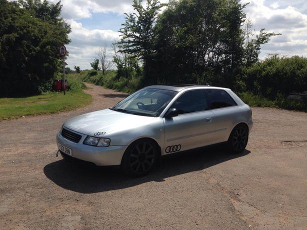 Audi A3 Sport 1 6 Stourbridge Dudley Mobile