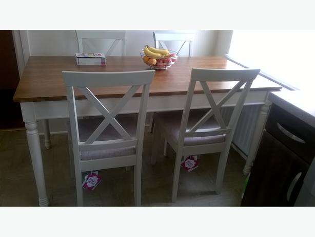 SALE Heart Of House Ellingham Dining Table And 4 Chairs 150 EXCELLENT CONDITION