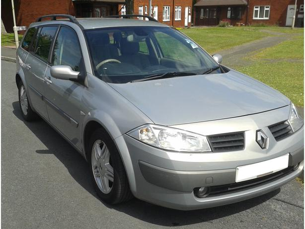 renault megane privilege estate 1 9 dci 120 diesel coseley. Black Bedroom Furniture Sets. Home Design Ideas