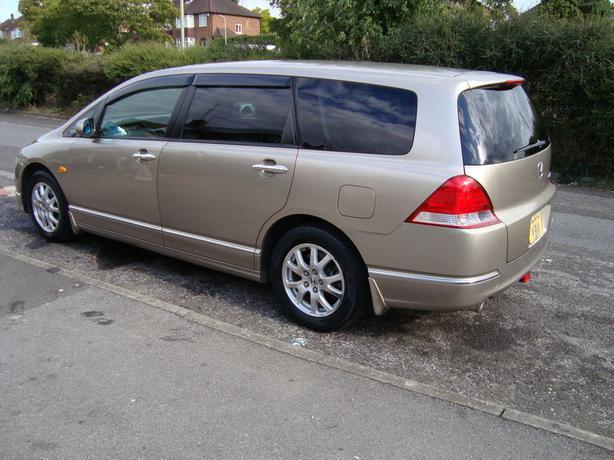 2005 MPV Honda Odyssey 7 Seater