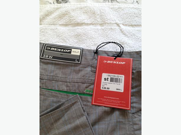 Men's Golf Trousers (Dunlop) - NEW!