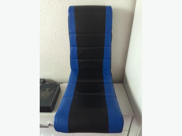 Super X Rocker Gaming Chair Black Amp Blue Walsall Wolverhampton Ocoug Best Dining Table And Chair Ideas Images Ocougorg