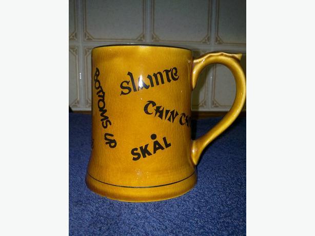 Wade cheers mug