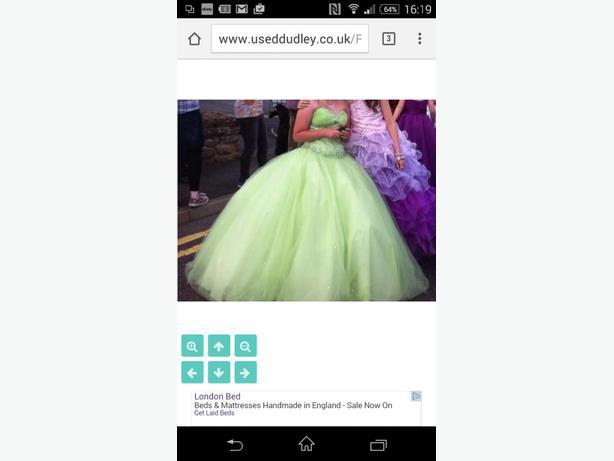 Used Princess Prom Dresses 44